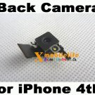 New OEM Back Rear Camera Lens Repair Replacement for iPhone 4th Gen 4G 16GB 32GB