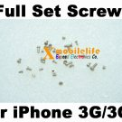 Full Set Screws Kit for iPhone 3rd Gen 3Gs 8GB 16GB 32GB