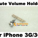 Side Mute Volume Button Key Internal Metal Holder for iPhone 2nd Gen 3G 8GB 16GB 32GB