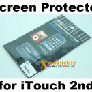 Screen Protector Film for iPod Touch 2nd Gen 8GB 16GB 32GB