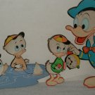 Disney Vintage Donald Duck And Nephews Wall Decor Diecut