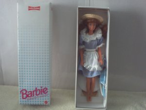 Little Debbie Barbie First Edition 1993