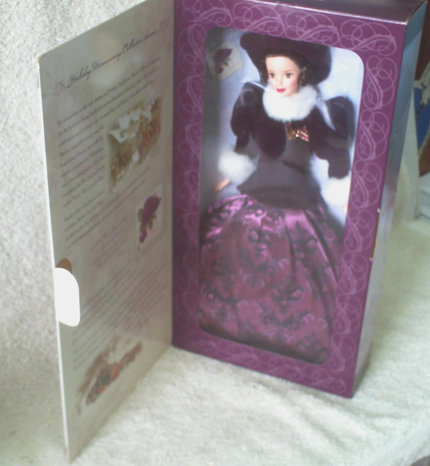 Hallmark Holiday Traditions Homecoming Barbie MIB 1996