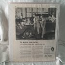 Nickel INCO Welding Cast Iron Block 1948 Print Ad
