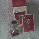 Hallmark keepsake Coach Of The Year 2003 Ornament