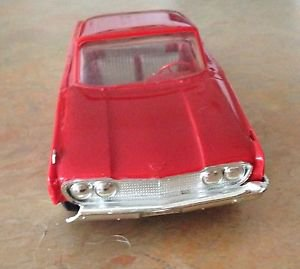 "1960 Ford Starliner Friction Promo Car 8"" long Nice"