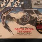 STAR WARS DARTH VADER TIE FIGHTER MODEL KIT ERTL 8916 COMMEMORATIVE NOS Sealed