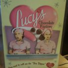 "I Love Lucy tin Chocolate Factory  Episode 39  Wall Sign 12.5"" X 16"