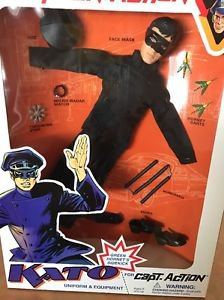Kato Uniform & Equipment Set For Capt. Action Playing Mantis 2000 NOS
