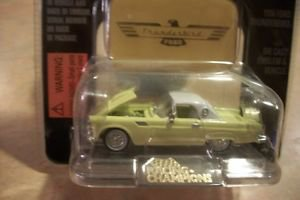 RACING CHAMPIONS MINT EDITION 1956 FORD THUNDERBIRD MOC NEW