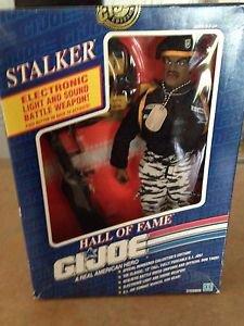 G.I. Joe Stalker African American light and sound MIB 1991
