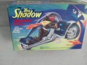 The SHADOW NIGHTMIST CYCLE VEHICLE WITH SURPRISE-ATTACK MISSILE MIB NOS 1994