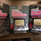 RACING CHAMPIONS LOT OF 3 CLASSICS MINT EDITION 1996 MIP