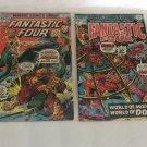 Fantastic Four #152 &160 Marvel Comics 1975 1974 Bronze Age