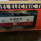 Lionel 6-16564 Western Maryland Square Window Lighted Caboose New 1995 MIB
