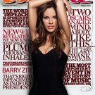 Esquire Magazine - April 2007 issue *Hillary Swank Cover Page""