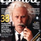 Esquire Magazine-Will Ferrell Cover 12/2003
