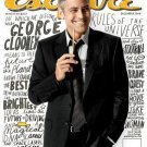 Esquire Magazine-George Clooney 12/2006