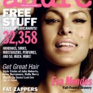 Allure Magazine-Eva Mendes Cover 08/2010