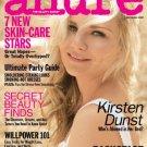 Allure Magazine-Kirsten Dunst Cover 12/2009