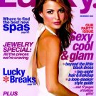 Lucky Magazine-Josie Maran Cover 12/2003