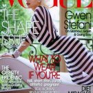 Vogue Magazine-Gwen Stefani Cover 04/2004.