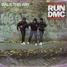 RUN-D.M.C-Walk This Way/King Of Rock 45rpm 1985