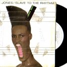 GRACE JONES Slave To The Rhythm 45 USA MANHATTAN 1985