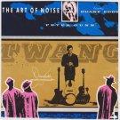 "THE ART OF NOISE -PETER GUN -7"" -45RPM featuring Duane Eddy"