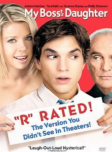 "My Boss's Daughter (DVD, 2004, ""R"" Rated Edition) starring Ashton Kutcher"