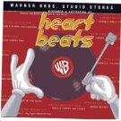 CD heart beats - Warner Bros. Studio collection  Brand New