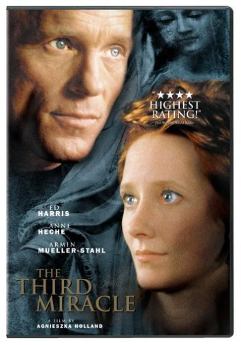 The Third Miracle (1999)DVD starring Ed Harris & Anne Heche