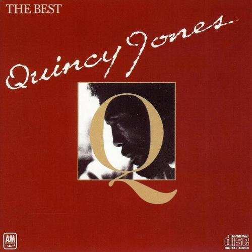 Best of Quincy Jones CD brand new