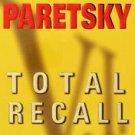 Total Recall by Sara Paretsky (2001, Hardcover)
