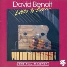 David Benoit ~ LETTER TO EVAN ~CD 1992 GRP