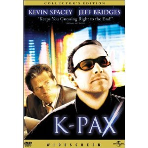 K-Pax (Collector's Edition DVD)starring Kevin Spacey & Jeff Bridges