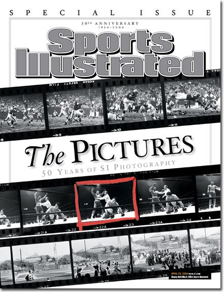 SPORTS ILLUSTRATED 50TH ANNIVERSARY EDITION 1954-2004