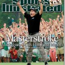 "SPORTS ILLUSTRATED ""Masterstroke-Mickelson Wins"" 04/19/04"