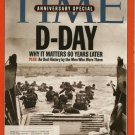TIME MAGAZINE ~ MAY 31 2004 ~ D-DAY 60 YEARS LATER