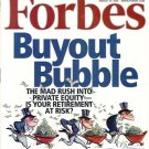 FORBES MAGAZINE 3/13/2006 Buyout Bubble
