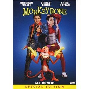 Monkeybone DvD starring Brendan Fraser, Bridget Fonda (Special Edition)