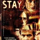 Stay-DvD starring Ewan Mcgregor, Naomi Watts & Ryan Gosling