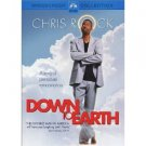 Down to Earth DvD starring Chris Rock, Regina King & Eugene Levy