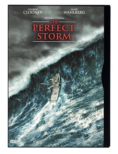 The Perfect Storm DvD starring George Glooney & Mark Wahlberg