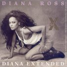 Diana Extended: Remixes [Import] cd