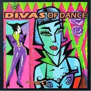 Disco Nights vol-1: Divas of Dance cd Various Artists