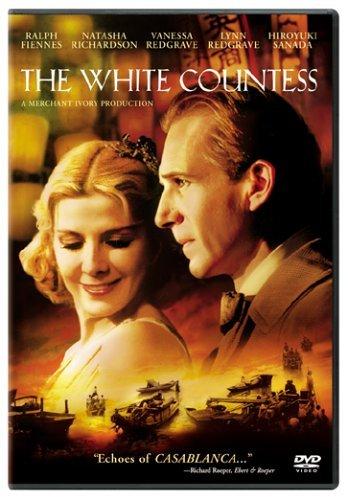 The White Countess DvD starring Natasha Richardson & Ralph Fiennes