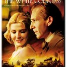 The White Countess DvD starring Natasha Richardson & Ralph Fiennes