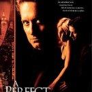 A Perfect Murder DvD starring Michael Douglas, Gwyneth Paltrow