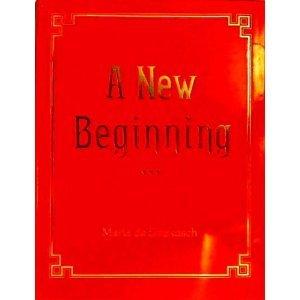 A New Beginning by Maria de Strakosch(Autobiography) [Hardcover]